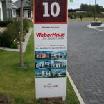 Bei der Hausnummer 10 sind wir richtig...