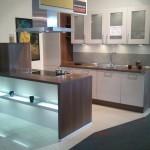 Inspiration 1 - Eine Küche in der Ausstellung bei Reddy