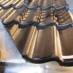 Dachschindeln in S-Form
