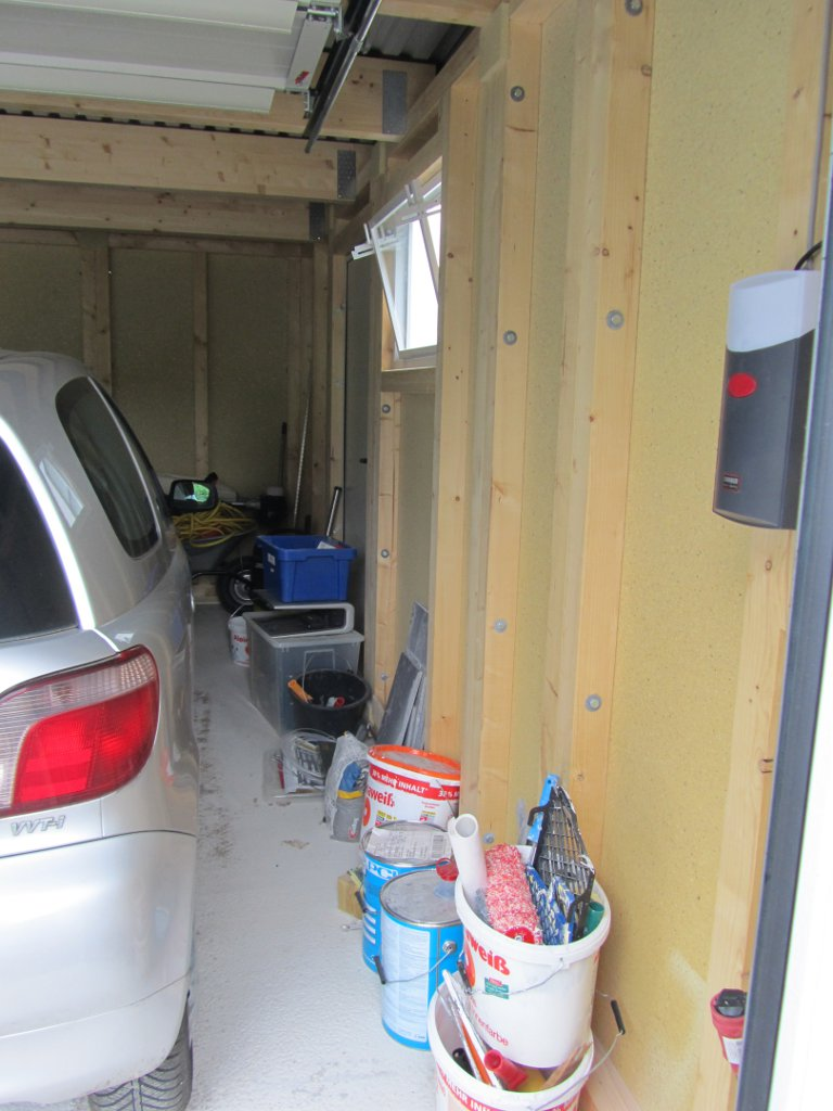 Favorit Garage   Our home is our castle KK82